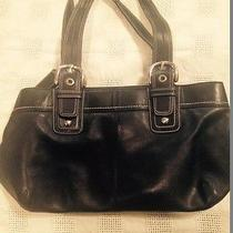 Coach Black Tote Like New 15