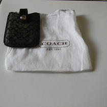Coach Blackberry Case Photo