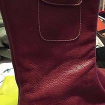 Coach Boots Size 7b Photo