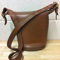 Coach British Tan Medium Legacy Bucket Free Shipping Photo