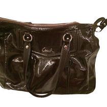 Coach Brown Bag /cross Back / Shoulder Bag  Photo