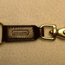 Coach Brown Key Chain Photo