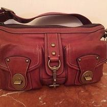 Coach Brown Leather Handbag Photo