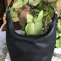 Coach Brown Leather Legacy West Hobo Bag--Style 9823 Photo