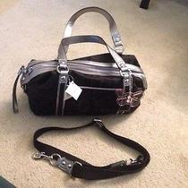Coach Butterfly Small Satchel Limited Edition Photo