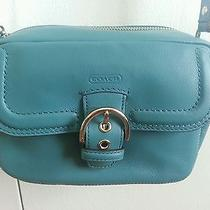 Coach Campbell Leather Camera Bag 258 F25150 Photo