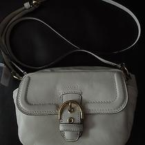 Coach Campbell Leather Camera Bag F25150 Gift Sale Free Shipping Photo