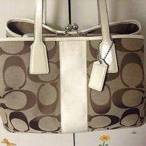 Coach Carryall Tote Bag Photo