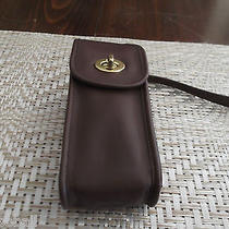 Coach Case Leather Brown  Nwot Photo