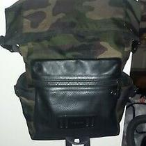 Coach Cch25533 Terrain Roll Top Camo Backpack Brand New.  Nw Photo
