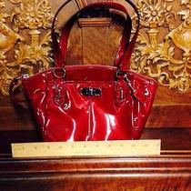 Coach - Chelsea Patent Small Bag - Wine 46262 Photo