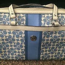 Coach Chelsea Satchel - Boston Speedy Handbag (Plus Wallet) Photo