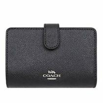 Coach Coach Wallet (Two-Fold Wallet) F11484 Leather Bi-Fold Wallet Ladies Goo Photo