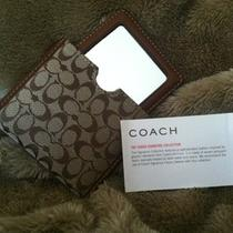 Coach Compact Mirror Photo