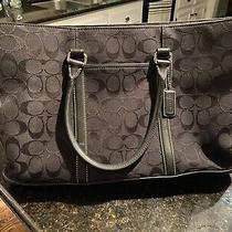 Coach Coordinating Bags (Tote Purse Accessory Bag) Photo