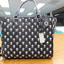Coach Crosby Floral Satchel Photo