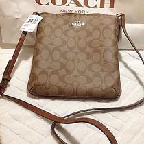 Coach Cross Over Signature Women's Brand New Women's Bag Photo