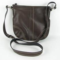 Coach Crossbody Bag Brown 180 Photo