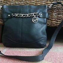 Coach Crossbody Handbag - Black Photo