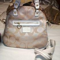 Coach Daisy Signature Handbag F21713  Photo