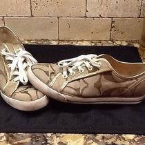 Coach Dalia Ii Women's Shoes Size 8 B Photo