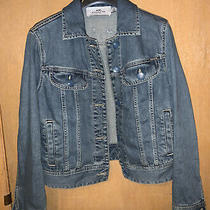 Coach  Denim Jacket Size Xs Photo
