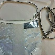 Coach Designer Satchel Handbag  Photo
