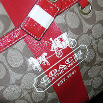 Coach - Designer Satchel - Purse Photo