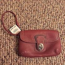 Coach Designer Wristlet New With Tags Photo