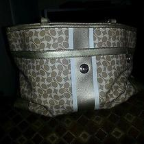 Coach Diaper Bag Photo