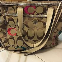Coach Diaper Bag - Authentic - Great Condition Photo