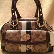 Coach Dome Satchel Photo