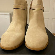 Coach Dylan Color  Oat  & Dylan Bootie Boots Size 10 New in Box Photo