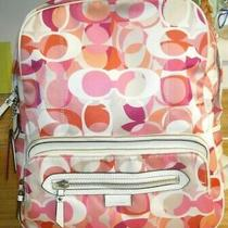 Coach Emma Backpack Kaleidoscope - No C1361-F24366 Photo