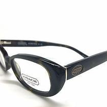 Coach Eyeglasses Women's Cory Hc6035 6035 5001 Tortoise Optical Frame 50mm Photo
