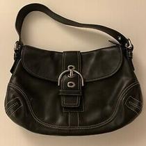 Coach F10192 Soho Shoulder Bag Leather Handbag Purse Photo