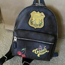 Coach F25909 Mini Charlie Signature  Backpack  Photo