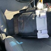 Coach F49543 Hudson Men's Leather Backpack - Dark Brown Photo
