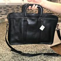 Coach F70374 Embassy Briefcase/messenger Bag Photo
