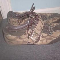 Coach Fashion Sneakers  Size 8.5 Photo