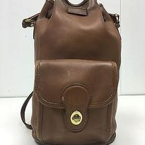 Coach Full Leather Backpack Photo