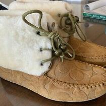 Coach Fur Booties -  Size 6.5 Photo