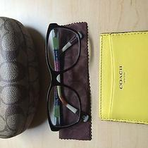 Coach Glasses and Small Wallet  Photo