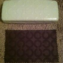 Coach Glasses Case Photo