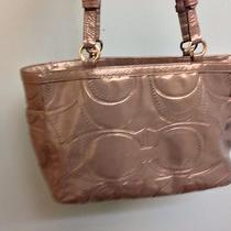 Coach Handbag Authentic Photo