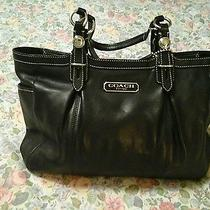 Coach Handbag Black Photo