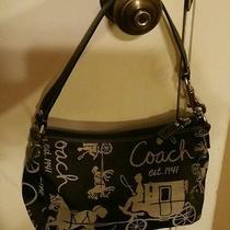 Coach Handbag Coach Shoulder Bag Coach Purse Photo
