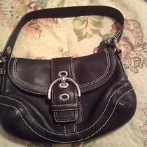 Coach Handbag...gently Worn Photo