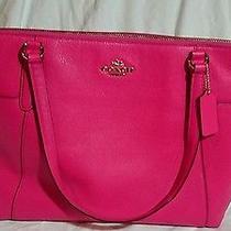 Coach Handbag New With Tags and Box Photo