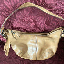 Coach Handbag Purse Bag  Small Hobo - Very Cute Photo